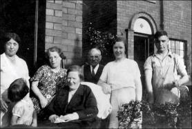 Family Photo of the Walker family