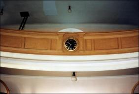 Morley Zion Chapel Clock