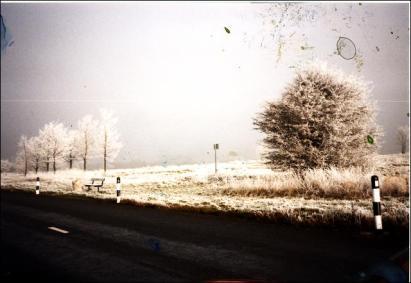 Snow on Drighlington Moor