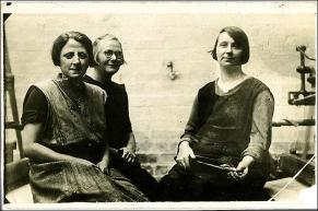 Alice Smith, Sarah Hannah Greenhough at Jackson's Mill, Morley