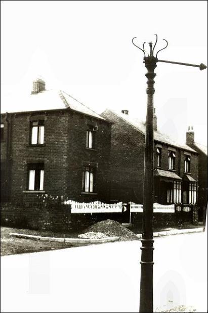 End of Drake Lane, 181 Moorside Road,Drighlington