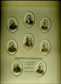 The Drighlington School Board