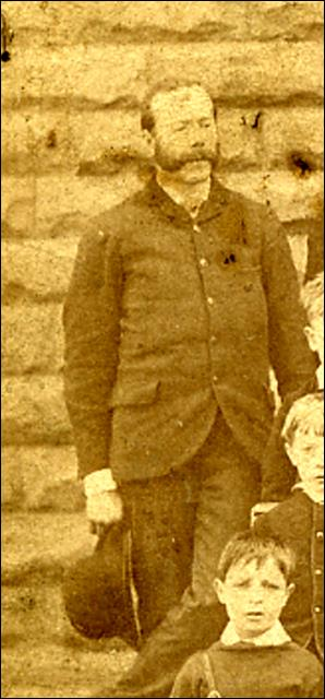 George Wood, Headmaster of Peel Street Board School
