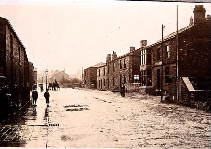 King Street and Drighlington Liberal Club