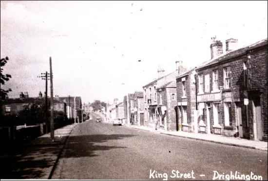 King Street looking towards the Crossroads