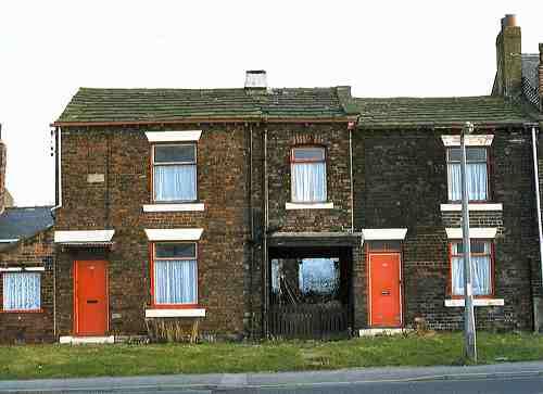 Nos 129 and 131 Moorside Road, Drighlington