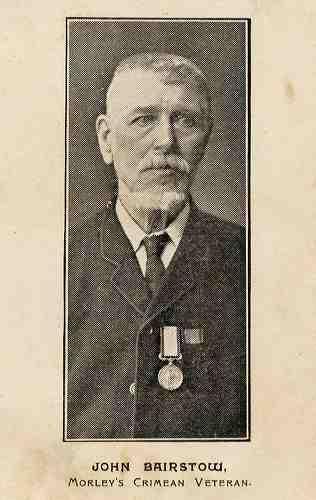 John Barstow - Crimean Veteran