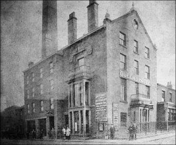 The Queen's Hotel in Queen Street