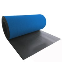 Flat Carpet Bonded Foam Flooring Rolls