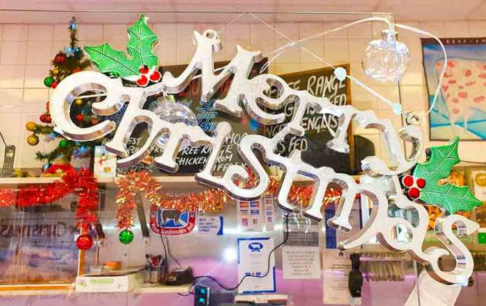 Christmas Shop Opening Hours