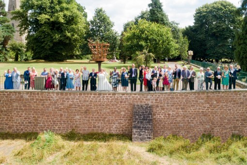 MorLove-Wedding-Drone-Aerial-The-Chase-Hotel-Ross-on-Wye