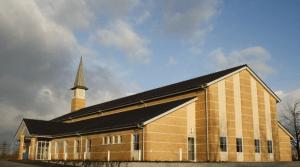 Mormoons kerkgebouw Zoetermeer