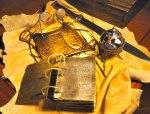 Gouden platen en ziener steen, Urim en Tummim