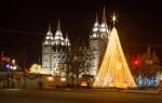 Kerstboom - Mormonen houden van Kerstmis