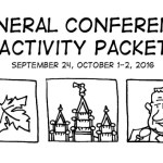 FREE General Conference Activity Packets