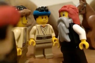 lego book of mormon