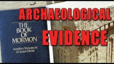 evidences of the book of mormon