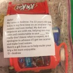 Mother of Autistic Boy Has Surprise for Fellow Airplane Travelers