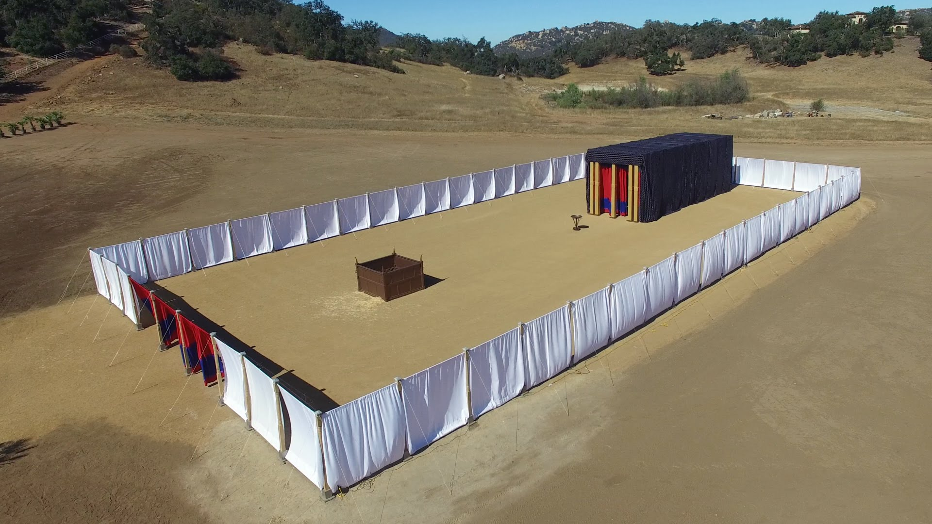 how to build a tabernacle