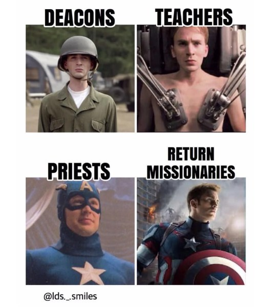 16 Memes That Sum Up Life As A Deacon In LDS Church