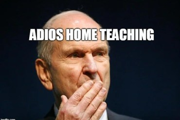17 Memes of President Nelson's First #LDSconf as Prophet