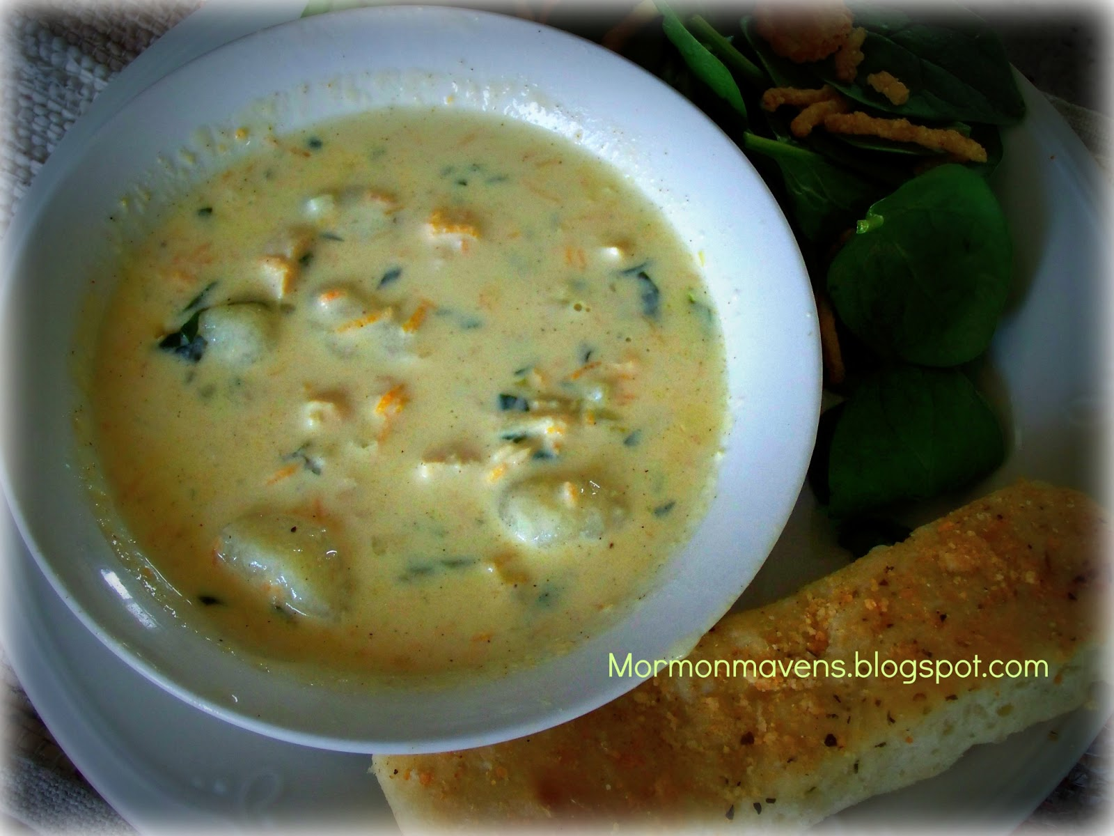 Chicken and gnocchi soup olive garden style mormon mavens Olive garden soups chicken gnocchi