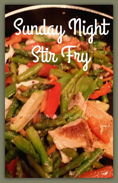Sunday Night Stir Fry