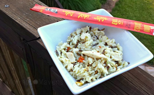 Chicken & Wild Rice Pilaf