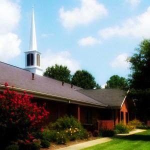 LDS Church meetinghouse