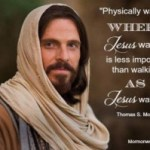 Thomas S. Monson: A Mother's Walk With Jesus