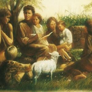 doctrine family of God