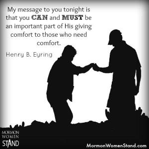 Eyring Message