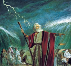 Moses felt so overwhelmed and discouraged at one point that he wanted to give up and die.
