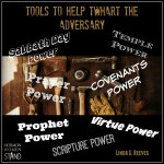 7 Powers to Thwart the Adversary