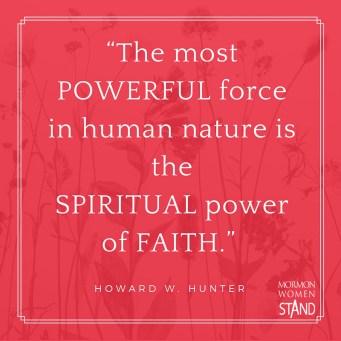faithfulness, faith