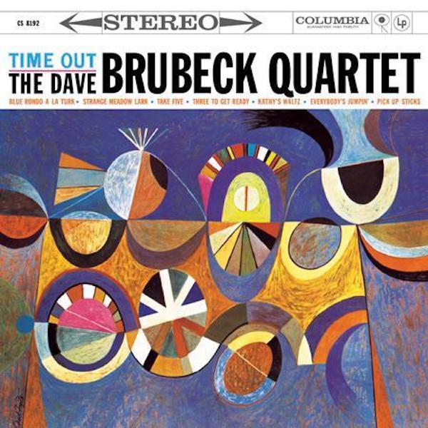 Dave Brubeck Quartet - Time Out, 200g 45rpm 2LP. Original release 1959.