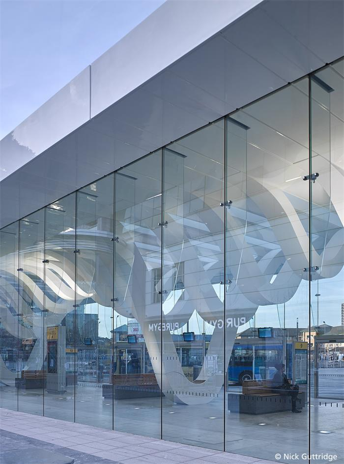 glass for your glass curtain wall