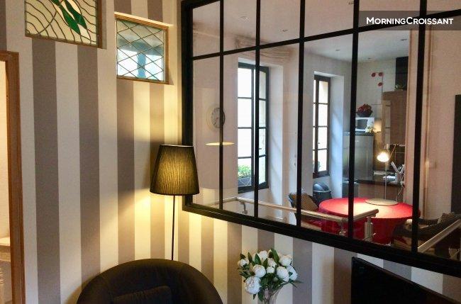 Appartement meubl  louer  Dijon  Dijon appartement duplex