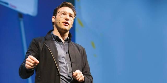 Simon Sinek's advice:  Millennials, learn to be patient