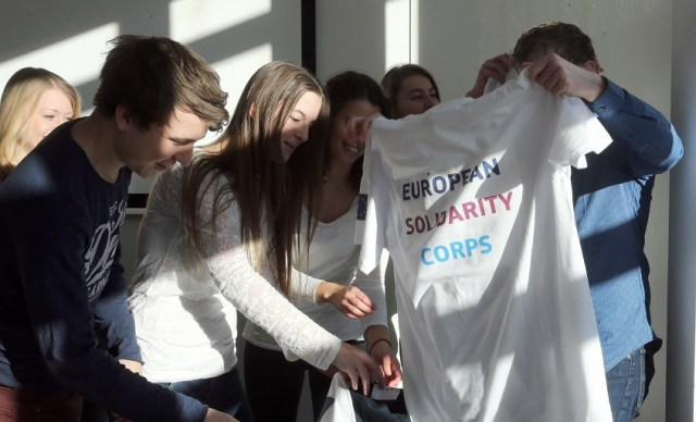 The European Solidarity Corps: everything you need to know to take part