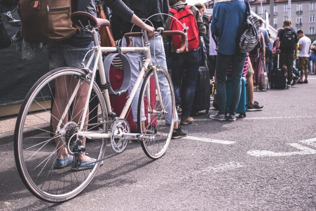 In praise of the bicycle, recovery rides on two wheels