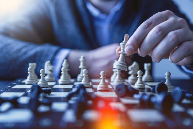 Strategic narrative: companies seeking meaning