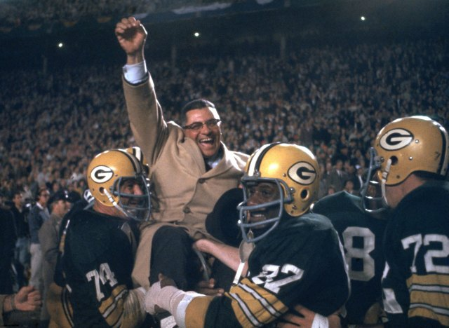 The guiding light for America's future leaders? A football coach