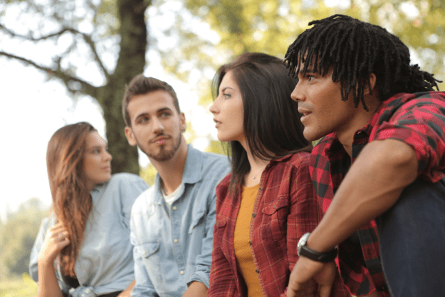 Generation Z, travelling to grow and change the world