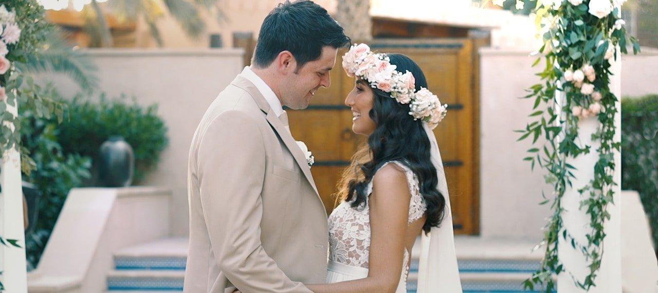 Jumeirah Al Qasr Dubai Wedding Videography