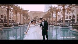 Dubai Downtown Palace Wedding