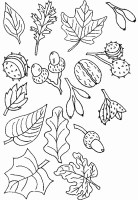 Coloring Pages — window color malvorlagen herbst ...