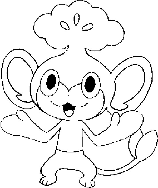 Kleurplaten Pokemon Squirtle.20 Pansage Pokemon Coloring Page Ideas And Designs