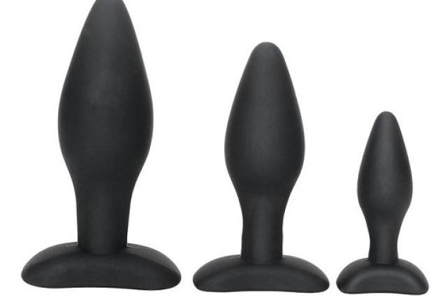 BLACK-SILICONE-ANAL-PLUG