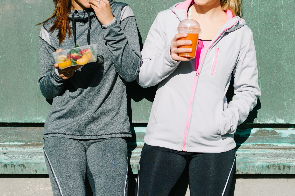 Best Drinks and Fruits to have Before and After the Workout